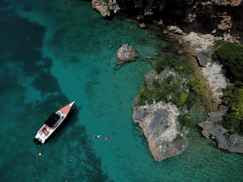 Motorboat for rent Saint Martin (France) at the best price