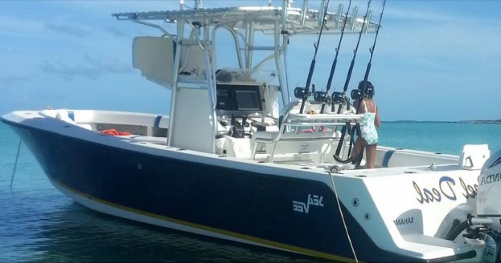 Rent a Sea Vee 320b Nassau