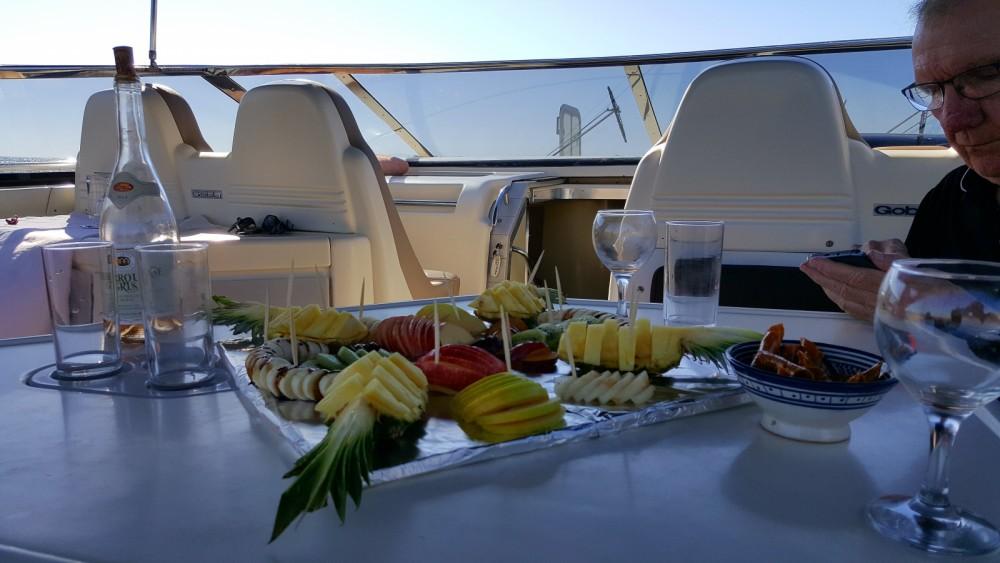 Rental Motorboat in Agadir - Gobbi Gobbi 44 Sport