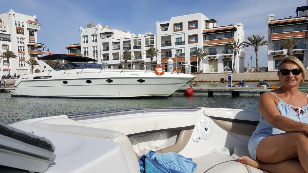 Yacht for rent Agadir at the best price