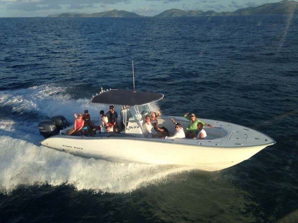 Rental yacht  - Cape Horn 31 center console on SamBoat