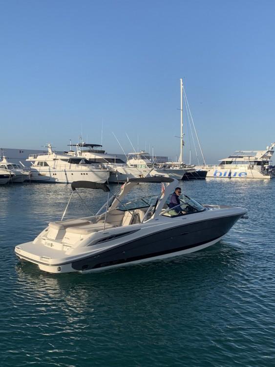 Boat rental Marbella cheap 270 SLX