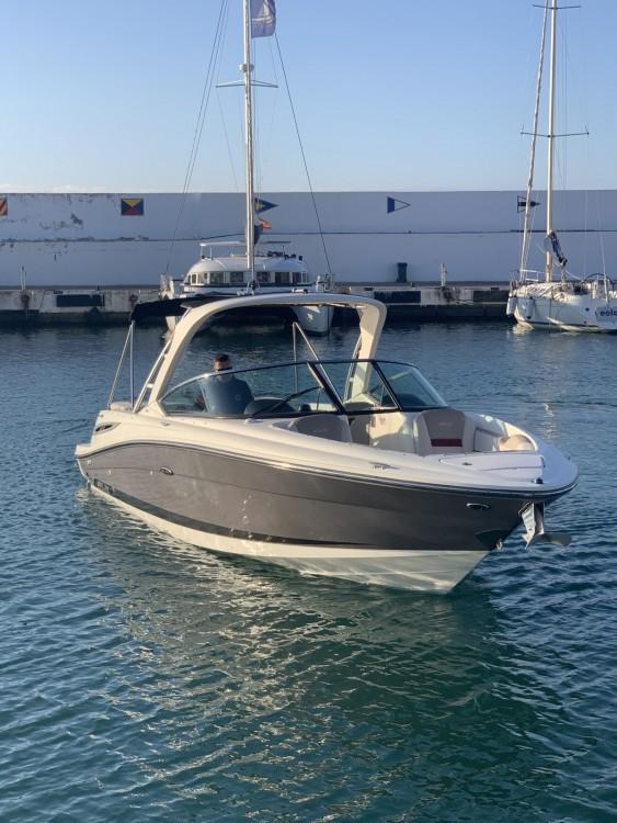 Rental yacht Marbella - Sea Ray 270 SLX on SamBoat