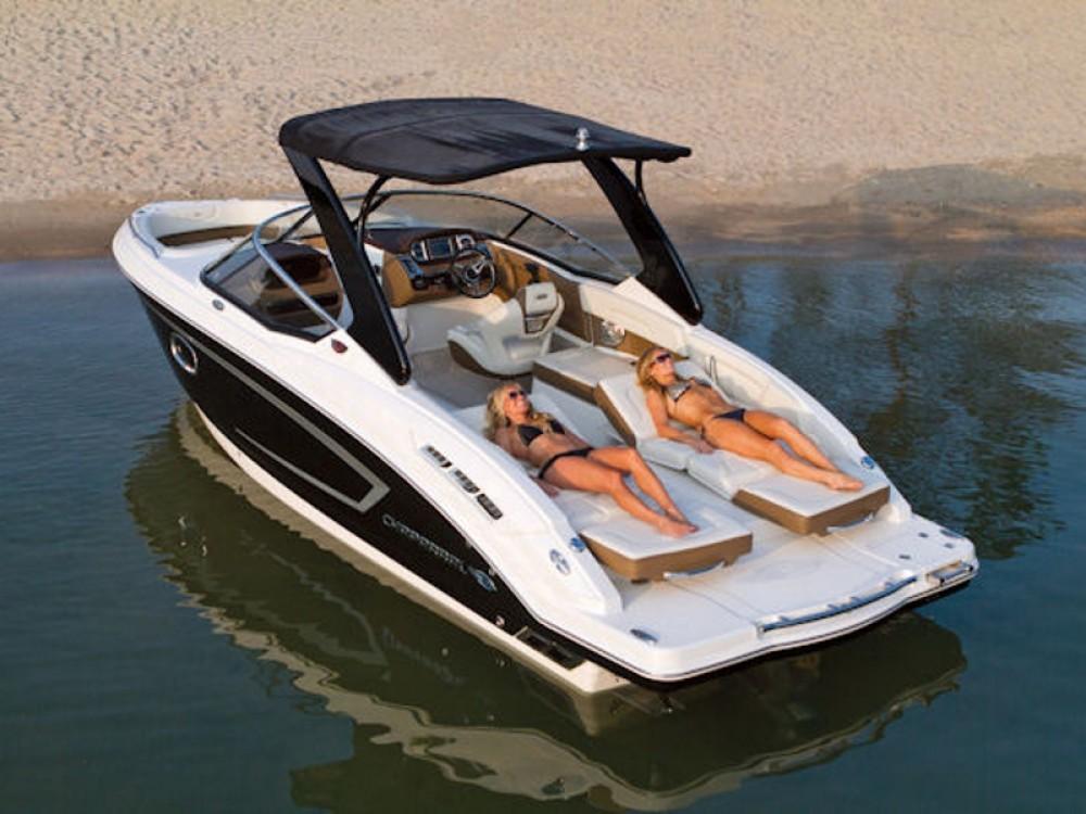 Rent a Chaparral Chaparral 257 SSX Portugal