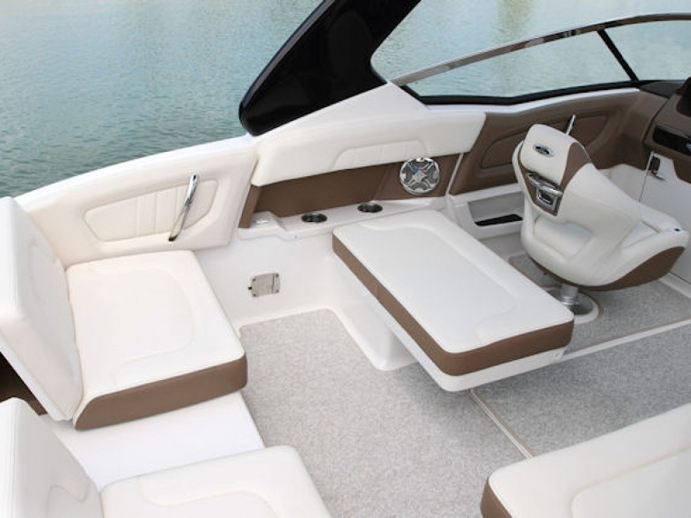 Chaparral Chaparral 257 SSX between personal and professional Portugal