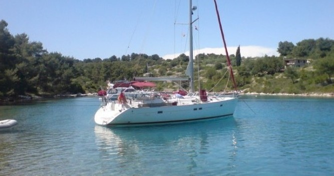 Boat rental Bénéteau Oceanis 411 Clipper in Marie-Galante Island on Samboat