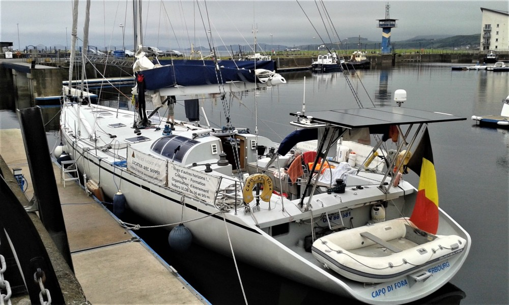 Boat rental Leguen Hemidy levrier des mers 20,20 mtr in Sainte-Rose on Samboat