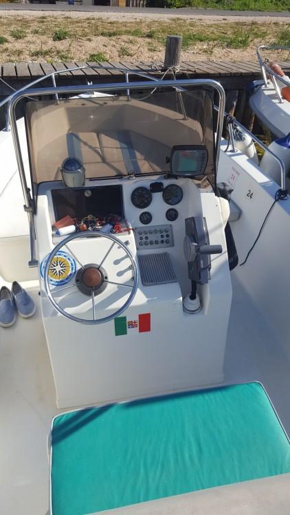 Boat rental Terracina cheap 6.80