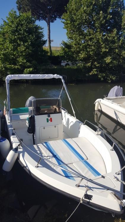 Boat rental Bress 192 6.80 in Terracina on Samboat
