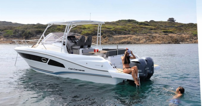 Hire Motorboat with or without skipper Jeanneau Bastia
