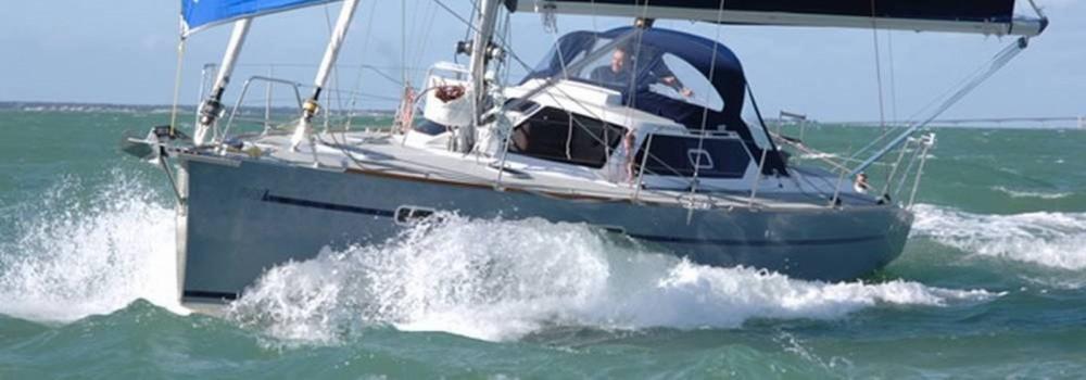Boat rental La Roche-Bernard cheap RM1050