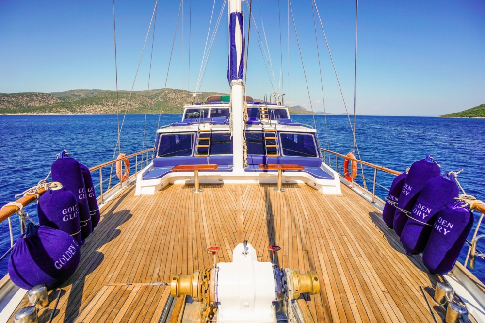 Hire Sailboat with or without skipper Custom Made