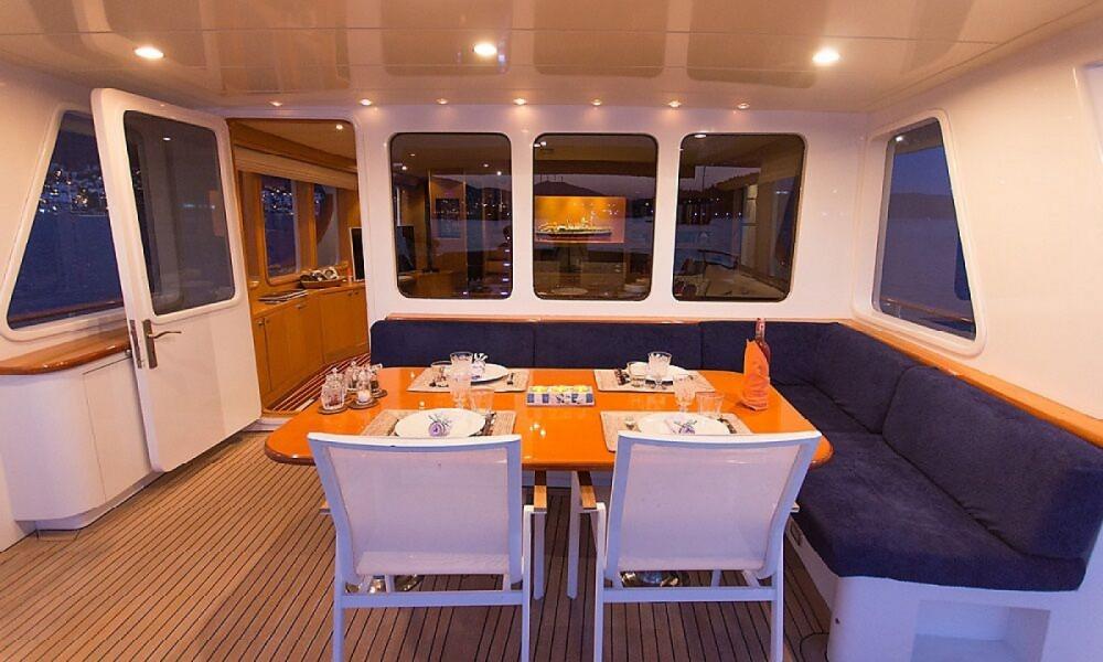 Boat rental Riza Tansu Trawler in  on Samboat