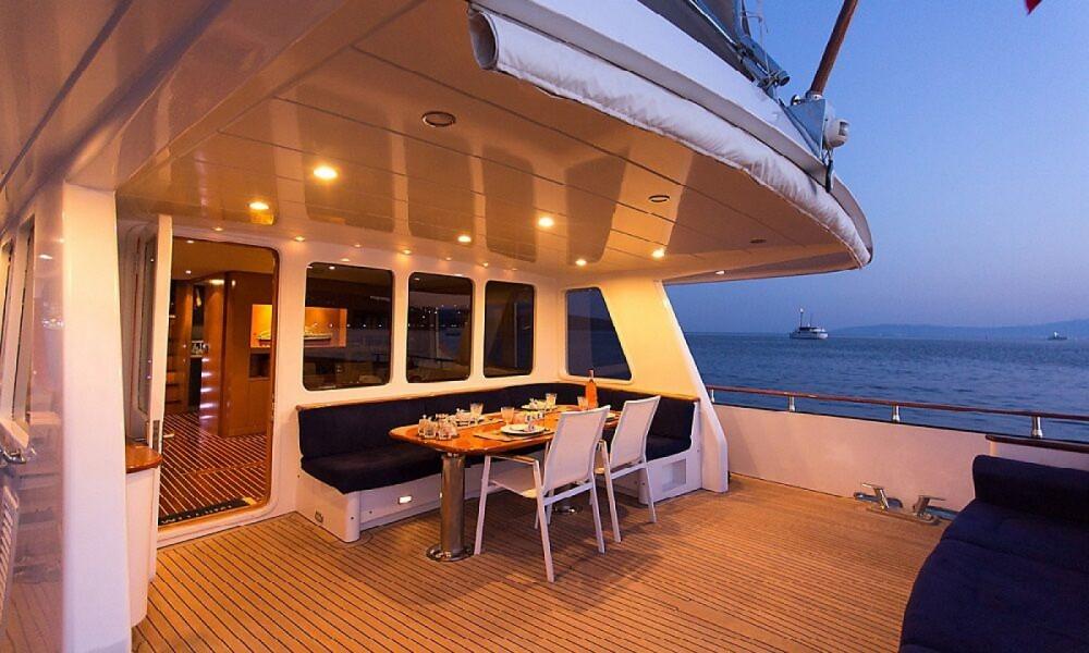 Rental yacht  - Riza Tansu Trawler on SamBoat