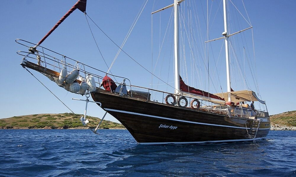 Hire Sailboat with or without skipper Custom Made Aegean Region