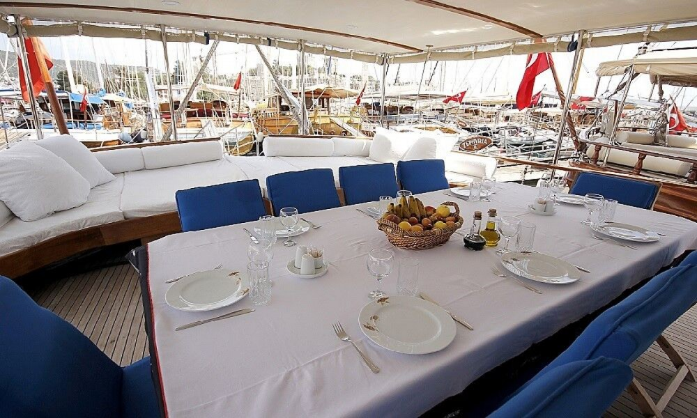 Hire Sailboat with or without skipper no brand Muğla