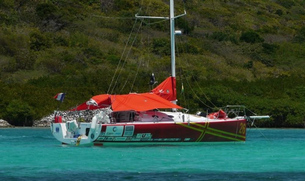 Boat rental Jumbo Jumbo 40 in Marigot on Samboat