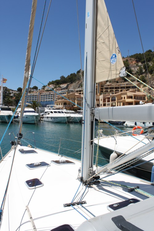 Boat rental Dufour Dufour 455 Grand Large in La Orotava on Samboat