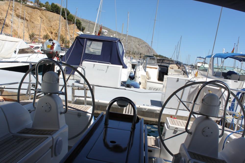 Rental Sailboat in La Orotava - Dufour Dufour 455 Grand Large