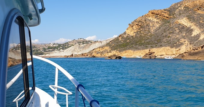 Boat rental Calafuria 36Fly in Province of Agrigento on Samboat