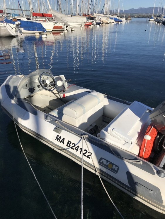 RIB for rent Versoix at the best price