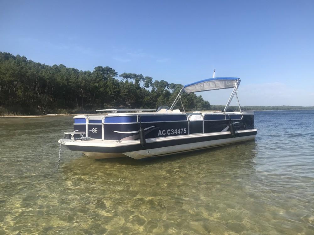 Rental yacht La Teste-de-Buch - HURRICANE FUNDECK on SamBoat