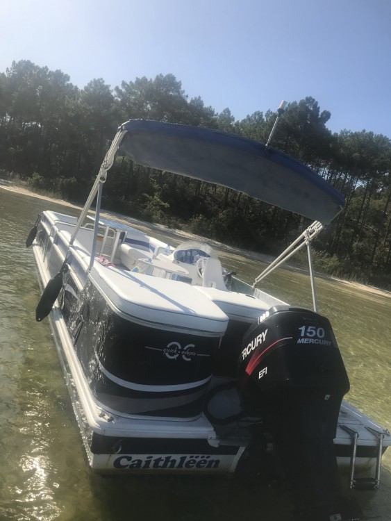Hire Motor boat with or without skipper HURRICANE La Teste-de-Buch