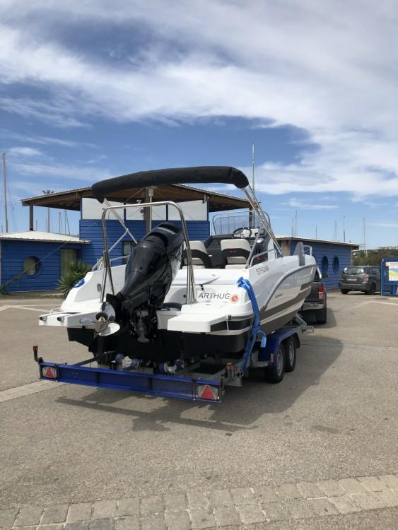 Rental Motor boat in Carry-le-Rouet - Bénéteau Flyer 6.6 SPACEdeck