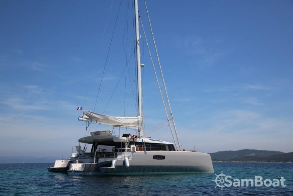 Boat rental Saint Lucia cheap Neel 51