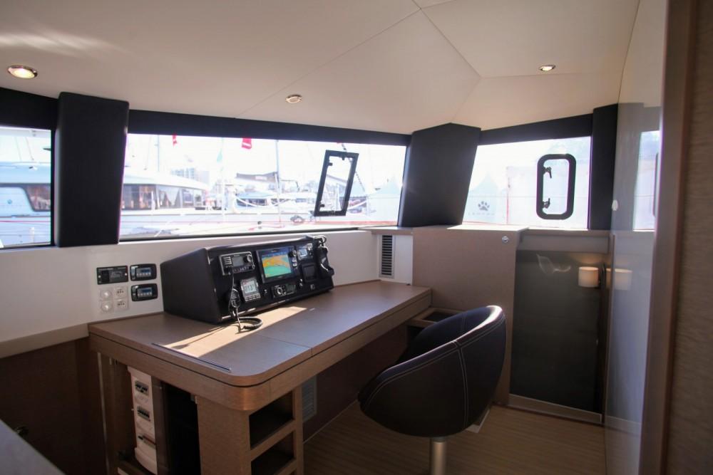 Rental Catamaran in Saint Lucia - Neel Neel 51