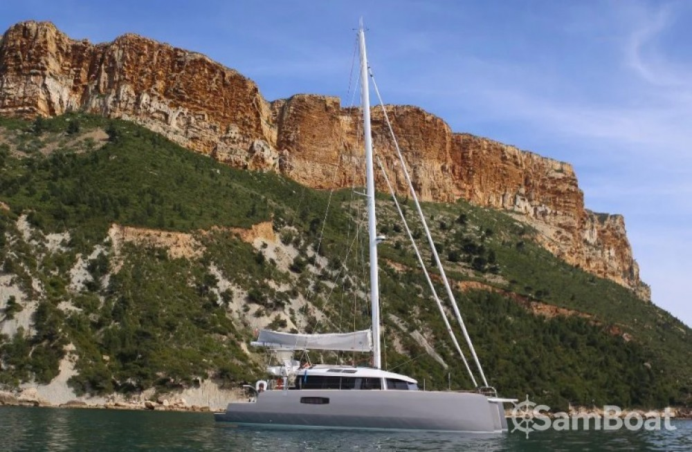 Catamaran for rent Saint Vincent and the Grenadines at the best price