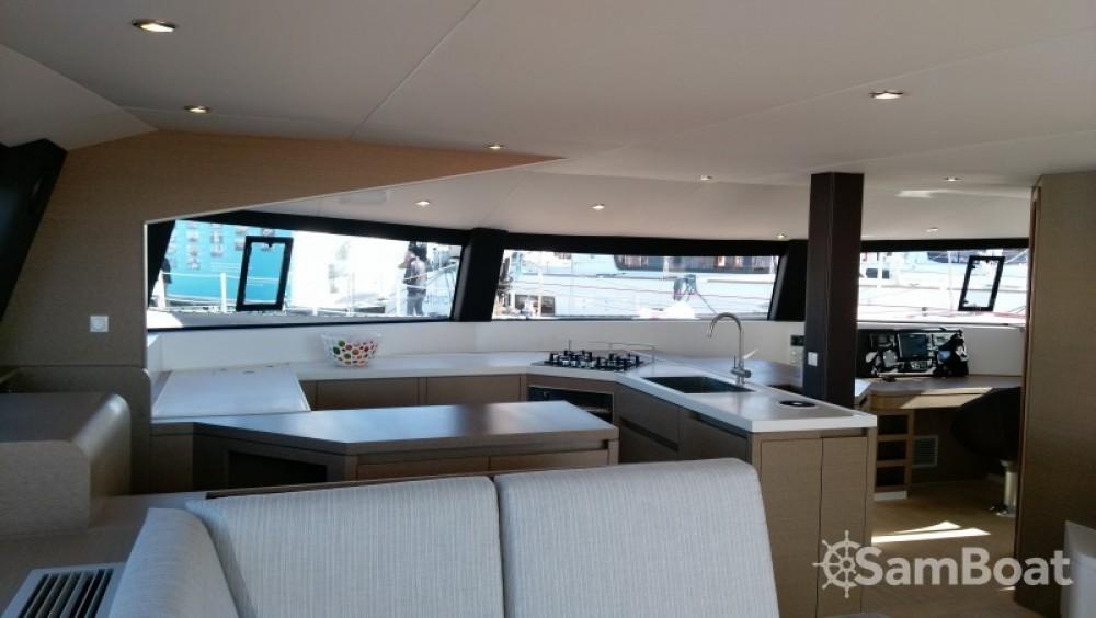 Rental Catamaran Neel with a permit