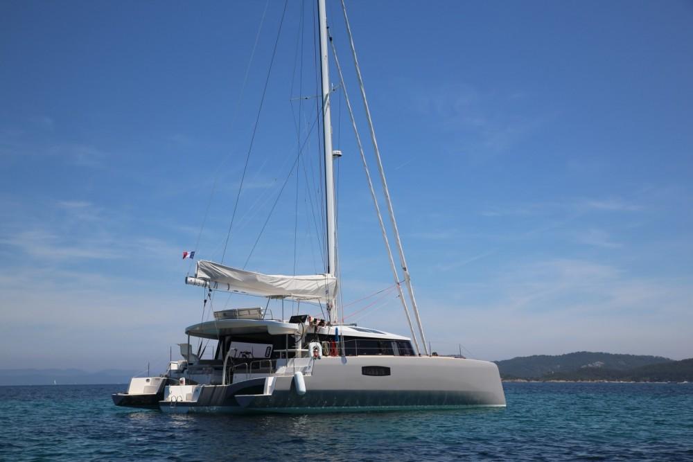 Boat rental Neel Neel 51 in Saint Vincent and the Grenadines on Samboat