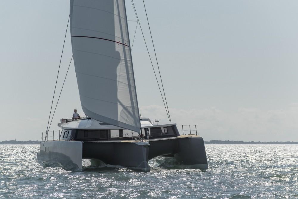Rental Catamaran in Saint Vincent and the Grenadines - Neel Neel 51