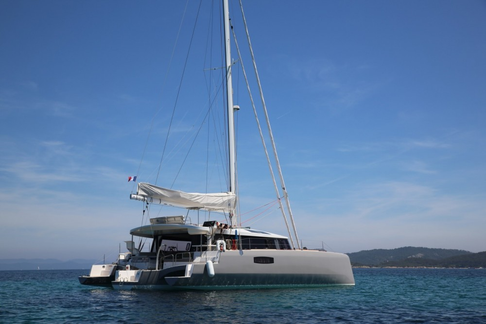 Rental Catamaran in Marigot - Neel Neel 51