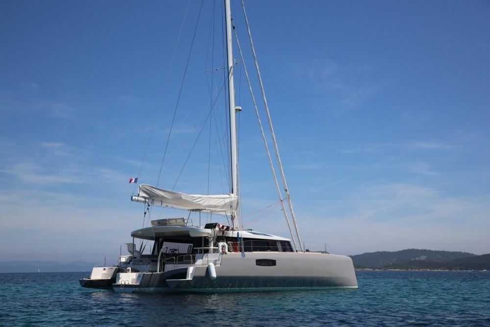 Rental Catamaran in Road Town - Neel Neel 51