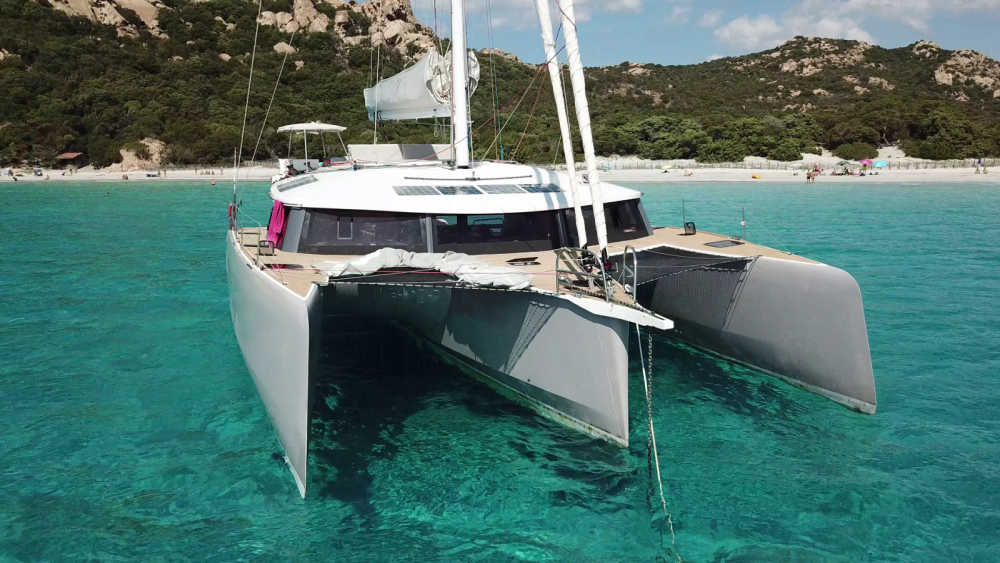 Hire Catamaran with or without skipper Neel Road Town