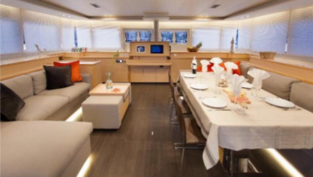 Rental yacht Saint-Barthélemy - Lagoon Lagoon 620 on SamBoat
