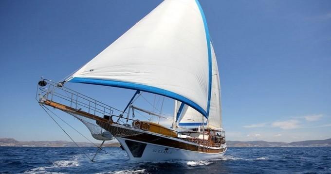 Rental yacht Bodrum - no brand no model on SamBoat