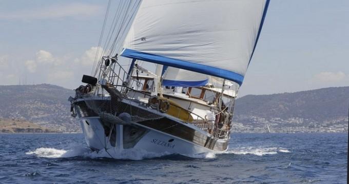 Rental Sailboat in Bodrum - no brand no model