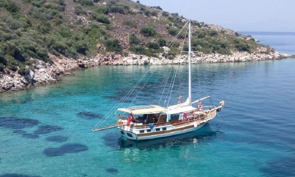 Rental Sailboat in Muğla - no brand no model