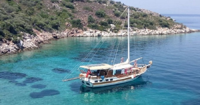Hire Sailboat with or without skipper no brand Bodrum
