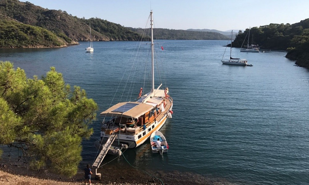 Boat rental Muğla cheap no model