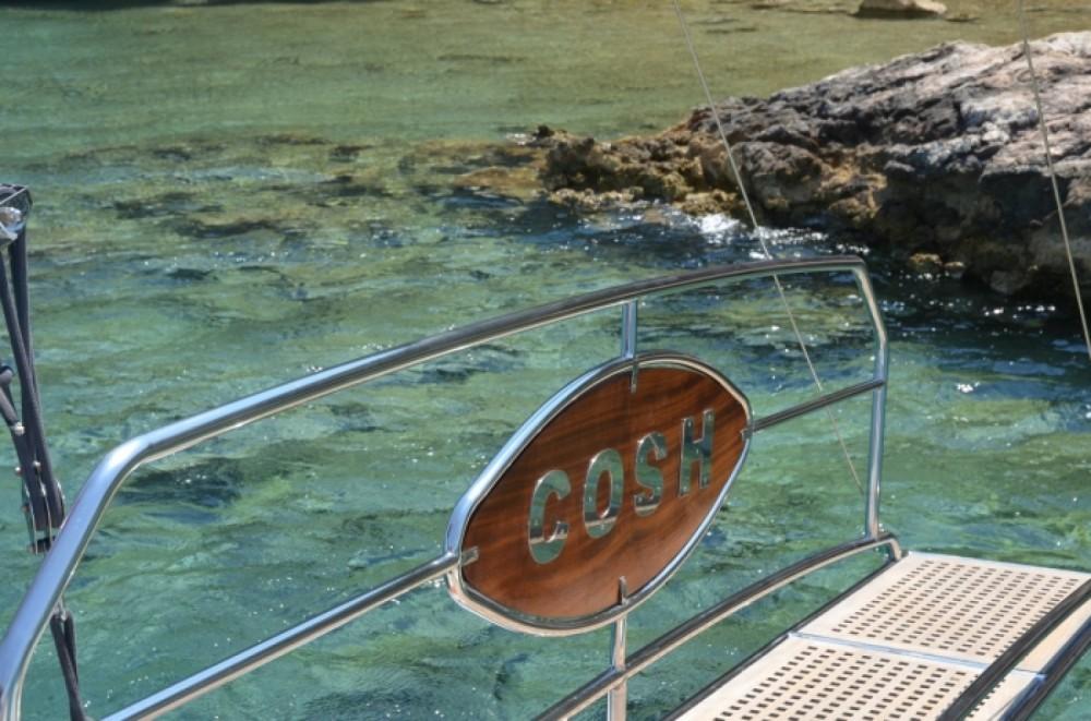 Rental Sailboat in Aegean Region - Custom Made Gulet