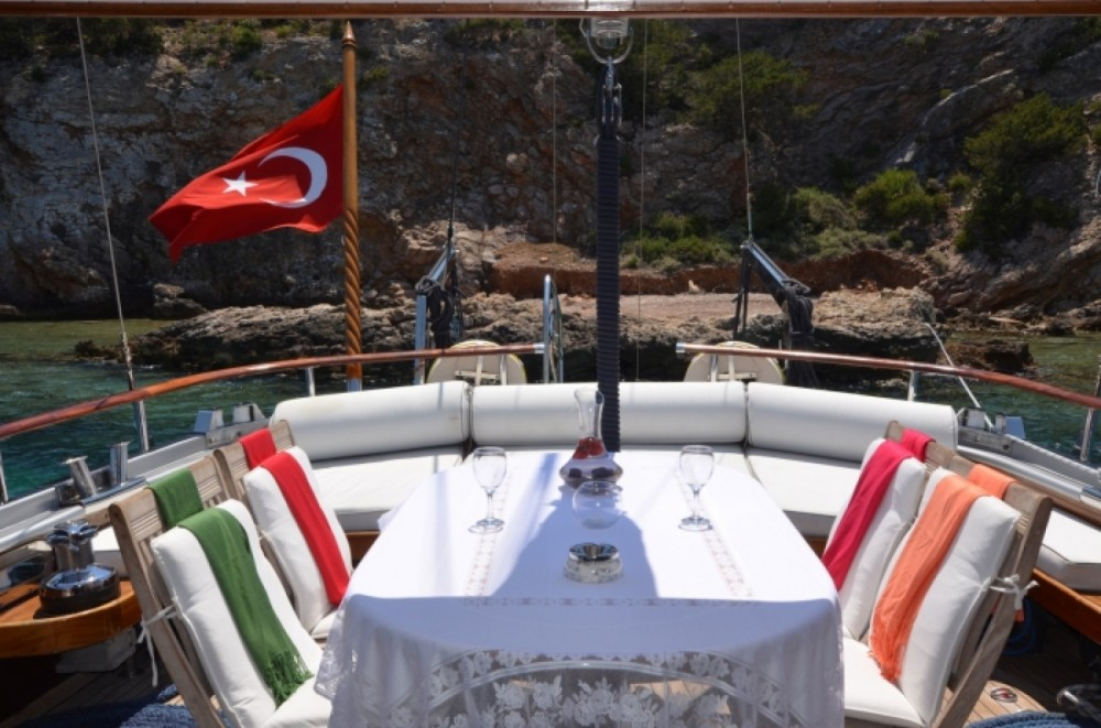 Rental Sailboat in Muğla - Custom Made Gulet