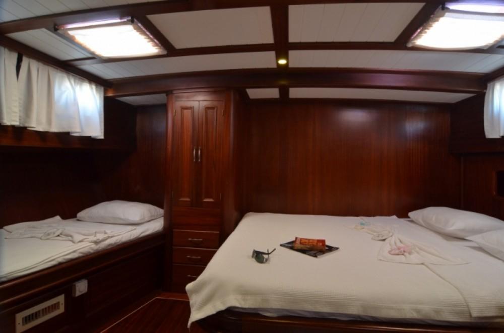 Rental yacht Aegean Region - Custom Made Gulet on SamBoat