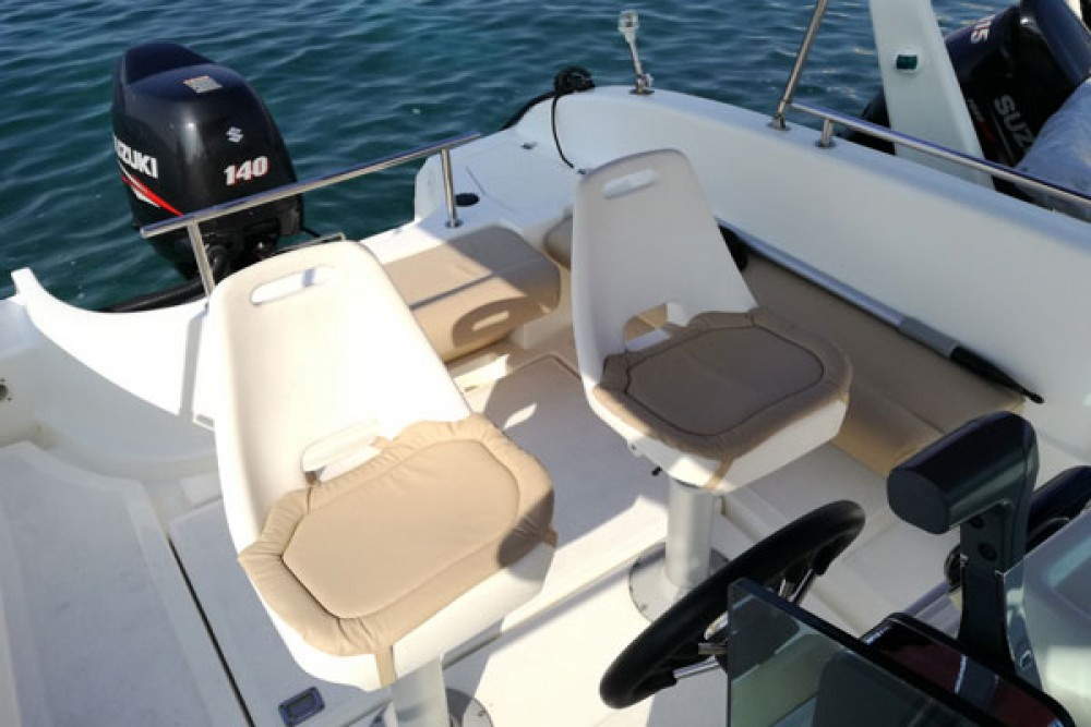 Hire Motor boat with or without skipper Reful Biograd na Moru