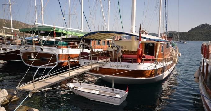 Rental Sailboat in Bozburun - Custom Made Gulet