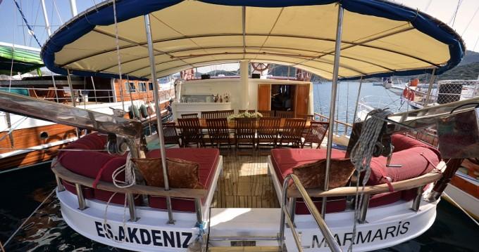 Rental yacht Bozburun - Custom Made Gulet on SamBoat
