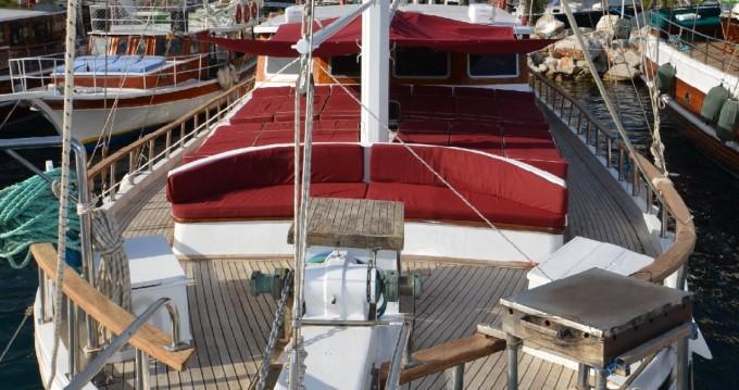 Boat rental Custom Made Gulet in Bozburun on Samboat